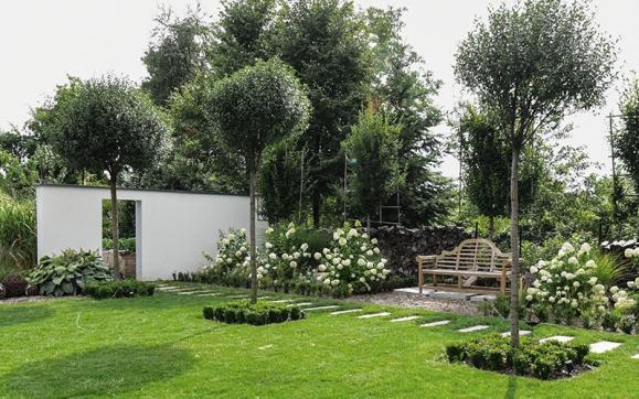 Aménagement jardin Villefontaine